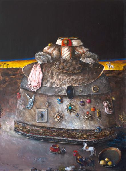 """Zbigniew Sprycha, """"Ostatni walc"""", 2015 (źródło: materiały prasowe organizatora)"""