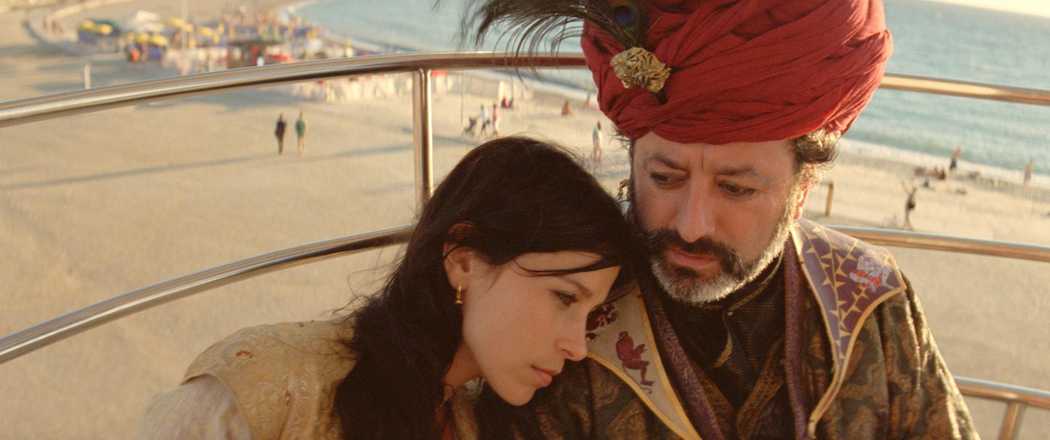 """Miguel Gomes, """" Tysiąc i jedna noc – część trzecia, oczarowany"""" – kadr z filmu (źródło: materiały prasowe)"""