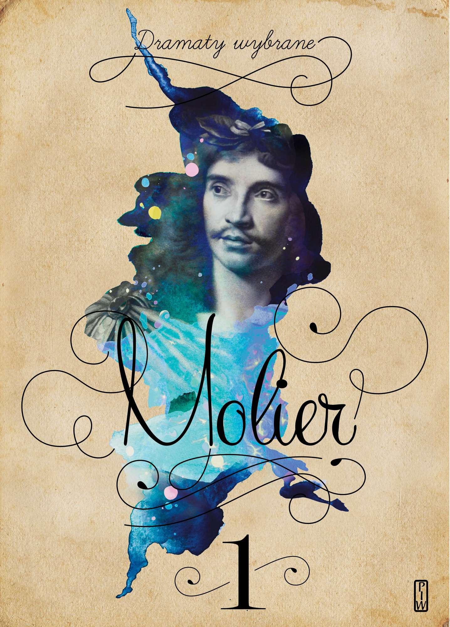 """Molier, """"Dramaty wybrane"""" – okładka (źródło: materiały prasowe)"""