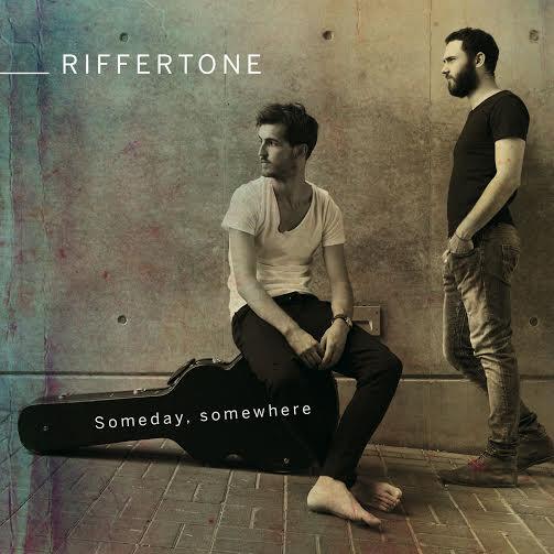 """Riffertone, """"Someday, somewhere"""" – okładka albumu (źródło: materiały prasowe organizatora)"""