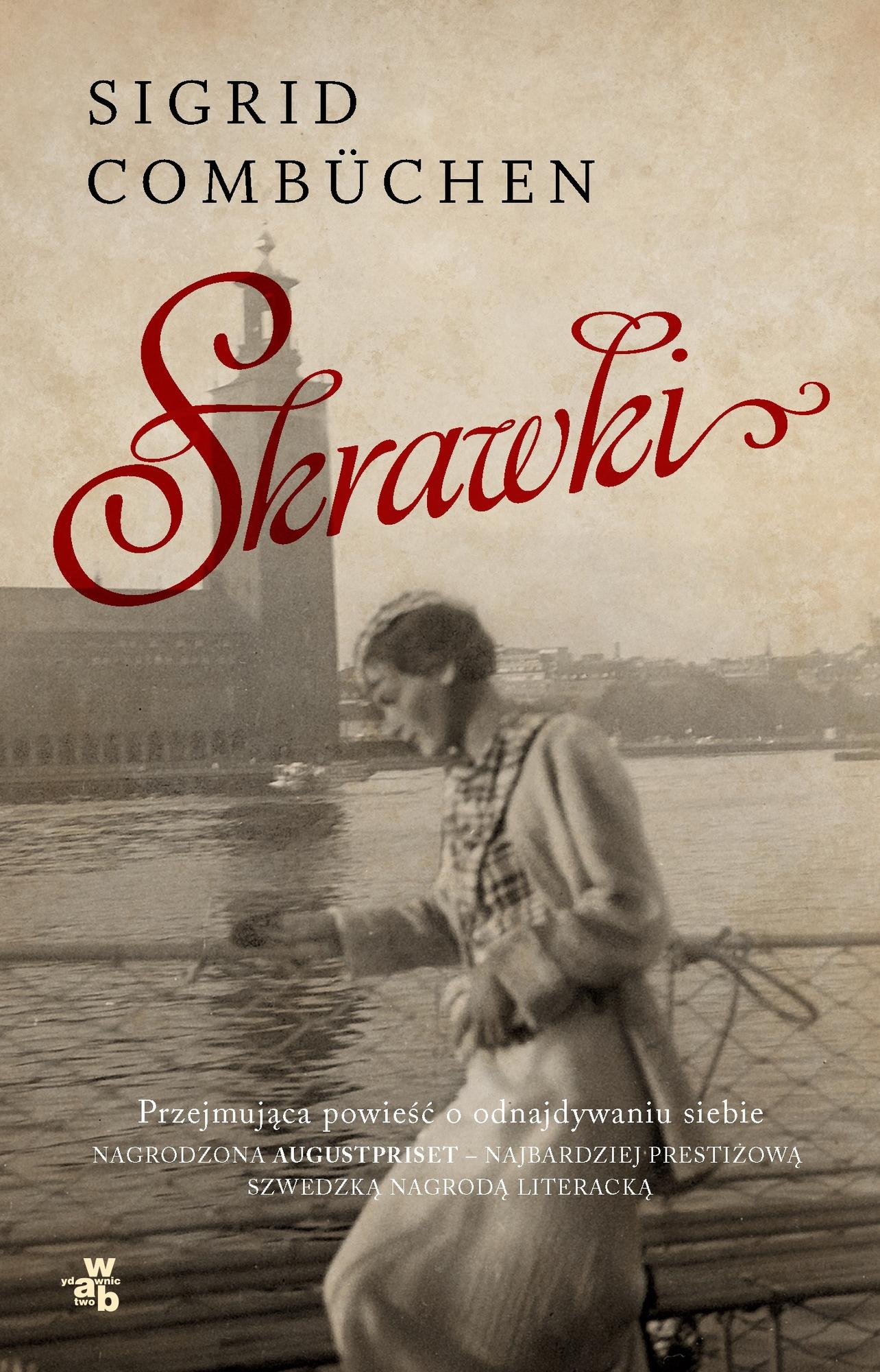 """Sigrid Combüchen, """"Skrawki"""" – okładka (źródło: materiały prasowe)"""