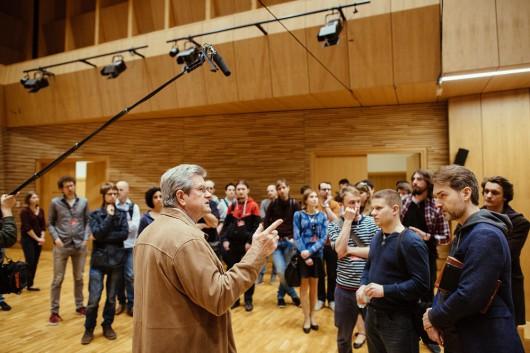 8. FMF, Master Classes, Europejskie Centrum Muzyki w Lusławicach, fot. Michał Ramus (źródło: materiały prasowe organizatora)