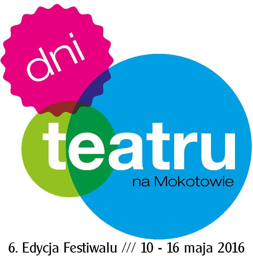 Dni Teatru na Mokotowie – plakat (źródło: materiały prasowe organizatora)