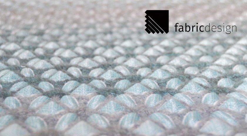 Fabric Design, plakat (źródło: materiały prasowe organizatora)