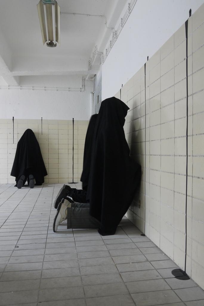 """Grzegorz Klaman, """"Fear and Trembling / Bojaźń i Drżenie"""" (źródło: materiały prasowe organizatora)"""