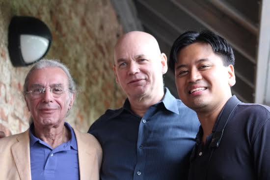 Jon Irabagon Trio (źródło: materiały prasowe organizatora)
