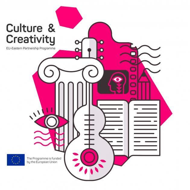 """""""Kultura i Kreatywność dla Partnerstwa Wschodniego"""" (źródło: materiały prasowe organizatora)"""