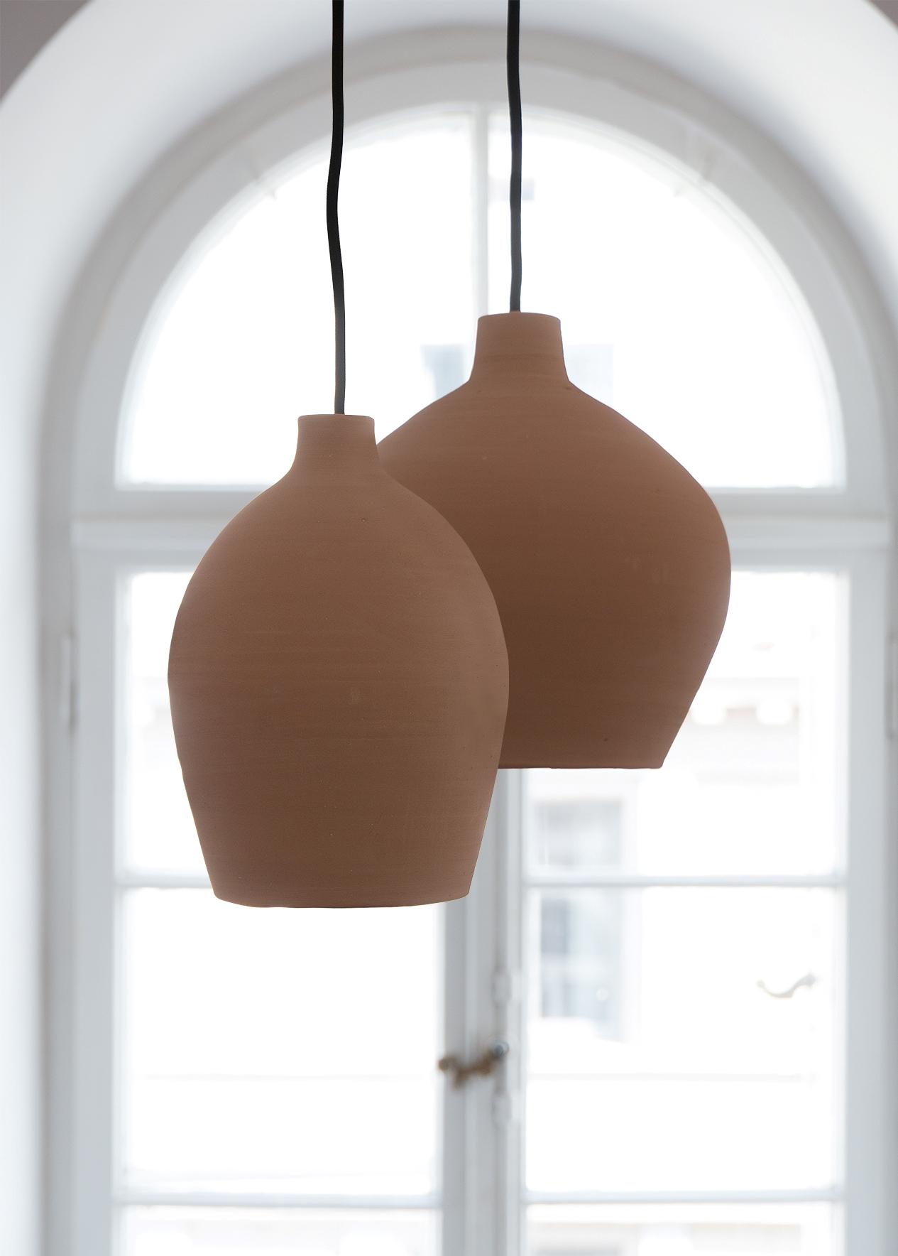 """Lampa """"Bunia"""", projekt Anna Kotowicz-Puszkarewicz (źródło: materiały prasowe studia AZE Desing)"""