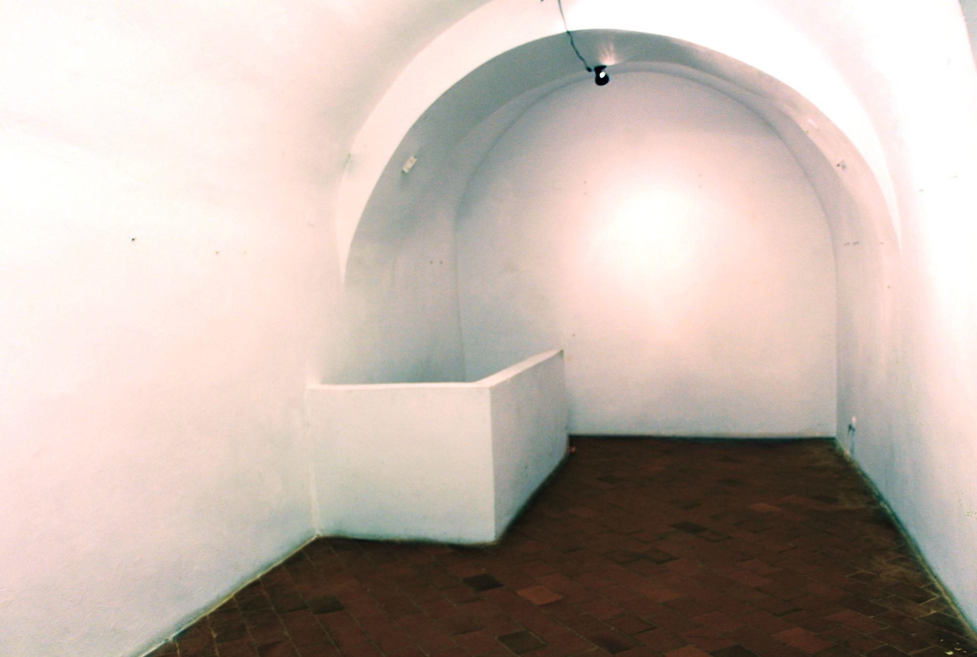 """Łukasz Trzciński, Yan Kurz, """"Umowa społeczna! Pałac fikcji – rzeczywistość sztuki 1"""" (źródło: materiały prasowe organizatora)"""