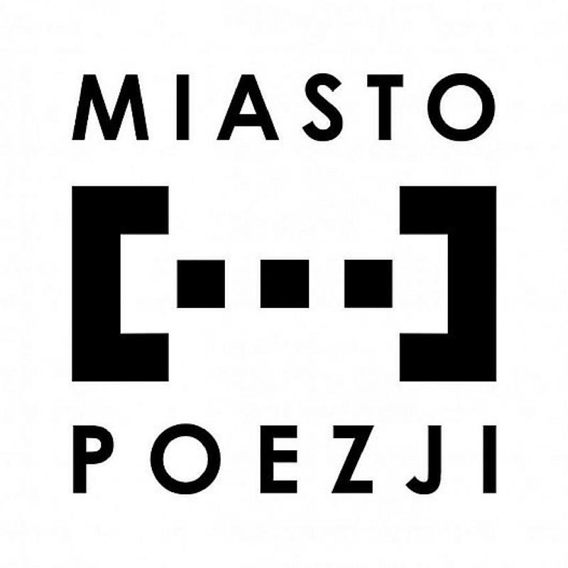 Miasto Poezji – logotyp (źródło: materiały prasowe)