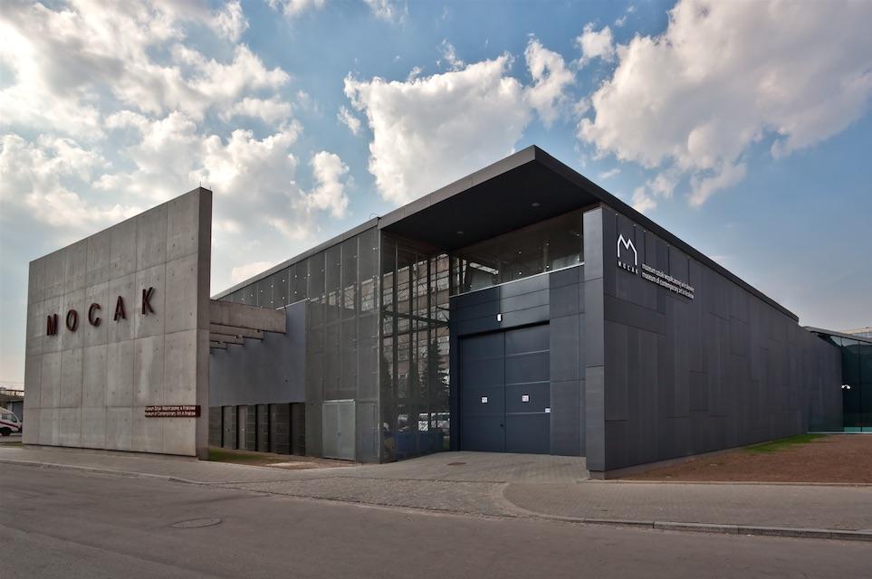 MOCAK Muzeum Sztuki Współczesnej w Krakowie, fot. R. Sosin (źródło: materiały prasowe organizatora)