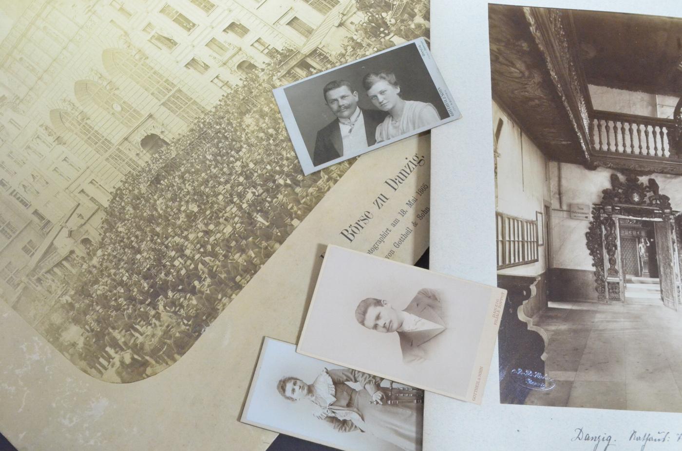 Fotografie z kolekcji Muzeum Historycznego Miasta Gdańska (źródło: materiały prasowe organizatora)