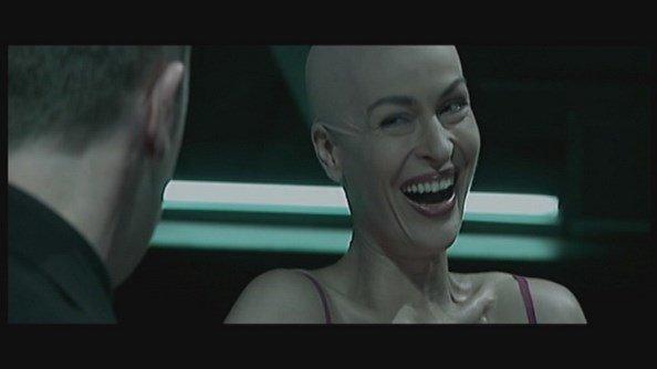 """""""2007: Macbeth"""", reż. Grzegorz Jarzyna – kadr z rejestracji spektaklu (źródło: materiały prasowe organizatora)"""