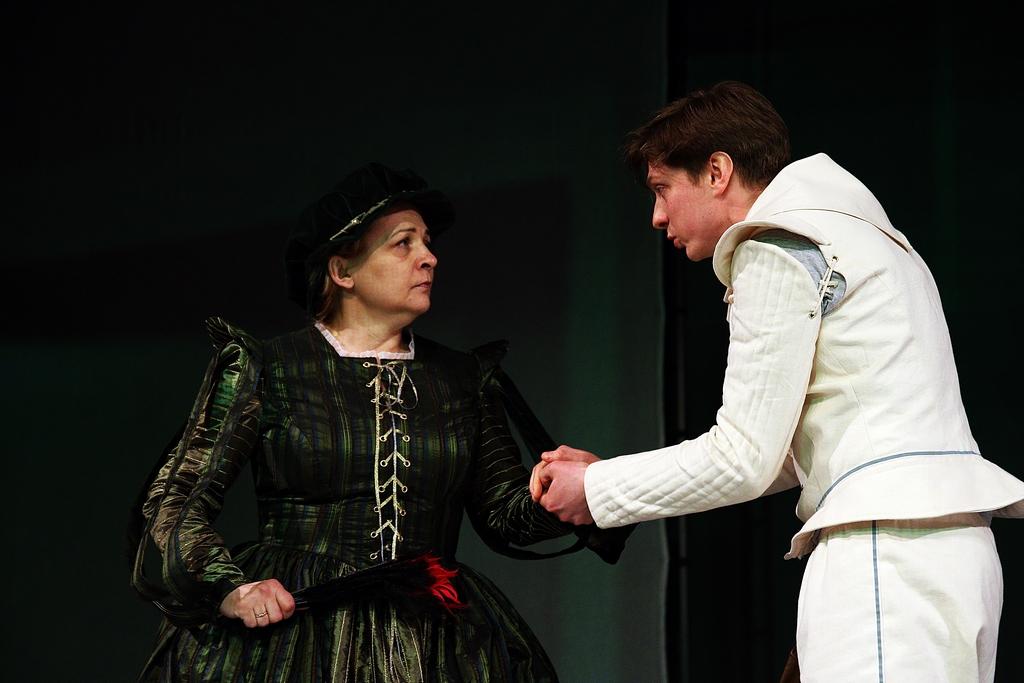 """Romeo i Julia"", fot. Emilia Rogalska (źródło: materiały prasowe organizatora)"