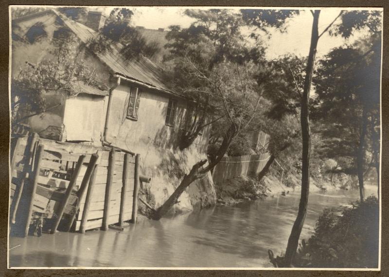 Rudawa – odcinek przy ulicy Retoryka, fot. nieznanego autora, ok. 1910, ze zbiorów MHK (źródło: materiały prasowe organizatora)