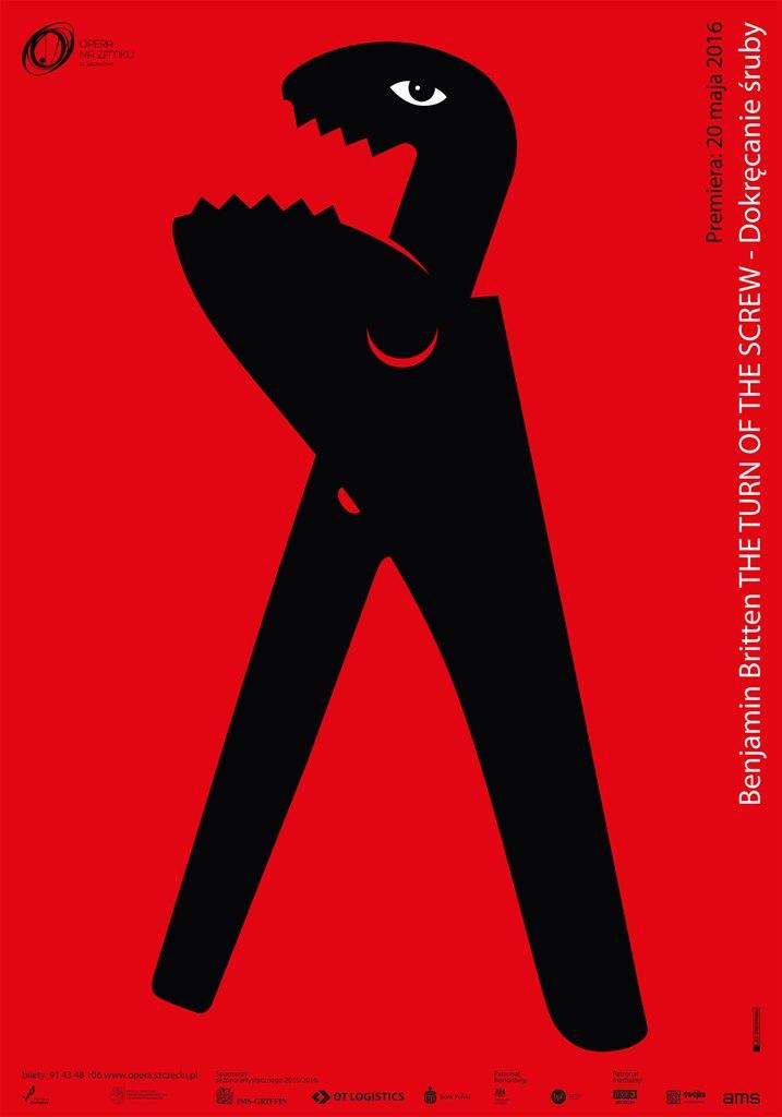 """""""The Turn of the Scraw"""" (Dokręcanie śruby), autor: Lex Drewiński (źródło: materiały prasowe organizatora)"""