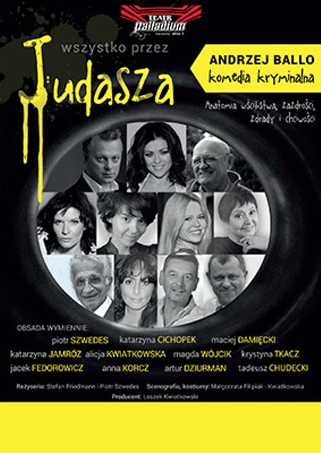 """""""Wszystko przez Judasza"""", reż. Stefan Friedmann (źródło: materiały prasowe organizatora)"""