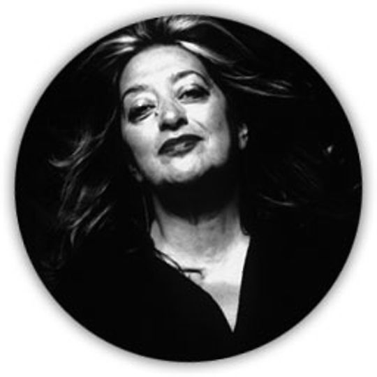 Zaha Hadid, fot. Knight Foundation (źródło: Wikipedia – na licencji Creative Commons)