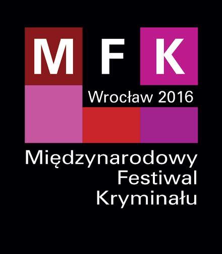 """""""Międzynarodowy Festiwal Kryminału"""" – logo (źródło: materiały prasowe organizatora)"""