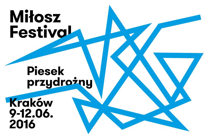 """""""5. Festiwal Miłosza: Piesek przydrożny"""" – plakat (źródło: materiały prasowe organizatora)"""