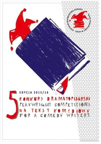 """Ogólnopolski Konkurs """"Komediopisanie"""" – plakat (źródło: materiały prasowe organizatora)"""