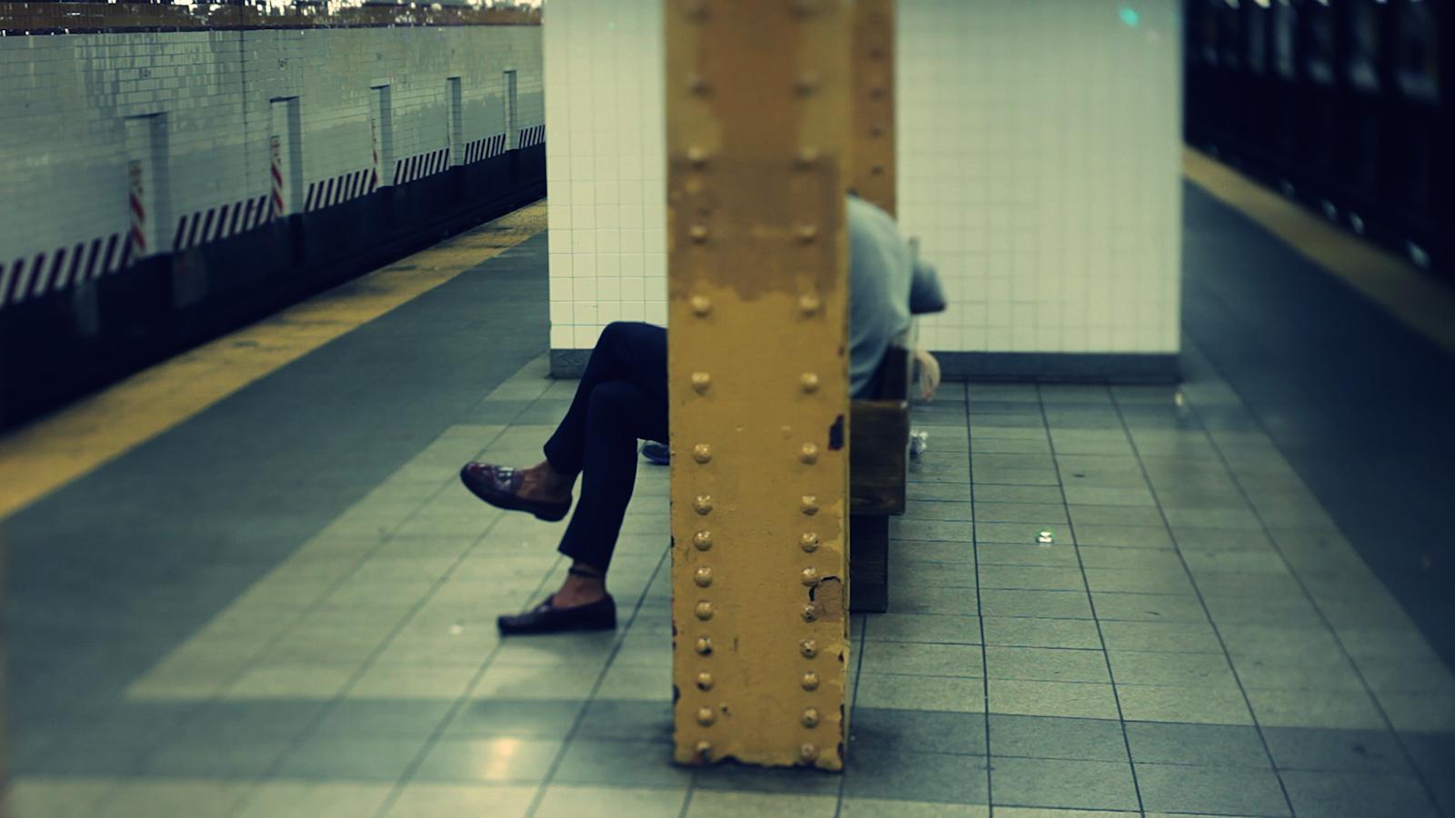 """""""21 x Nowy Jork"""", reż. Piotr Stasik – kadr z filmu (źródło: materiały prasowe organizatora)"""