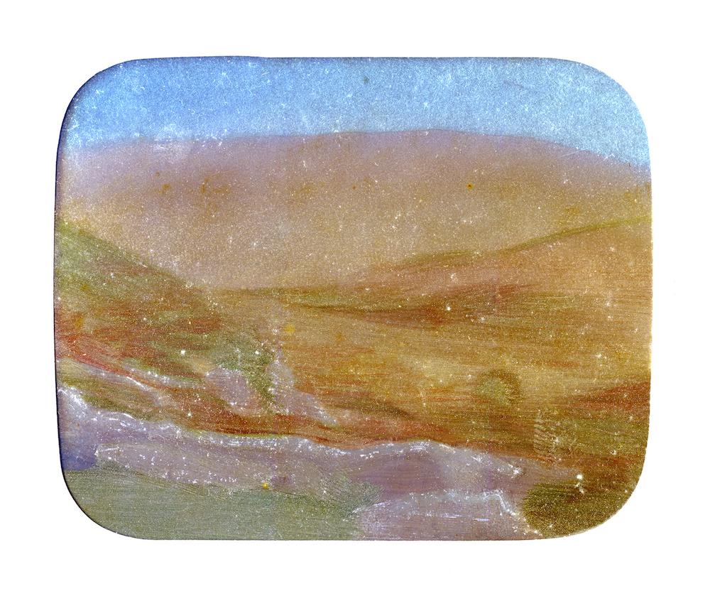 """Andres Pachon, """"Mount Hermon"""" (źródło: materiały prasowe organizatora)"""