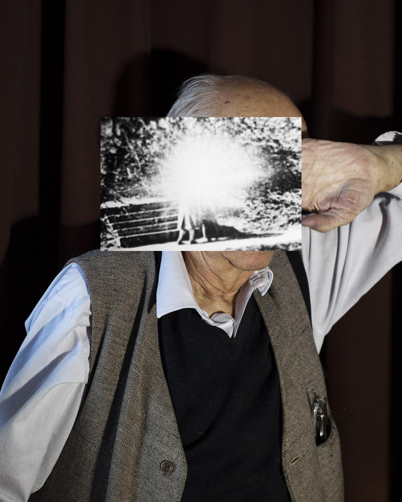 """Krzysztof Pijarski, """"Przebłysk (analogia) I"""", 2016 (źródło: materiały prasowe organizatora)"""