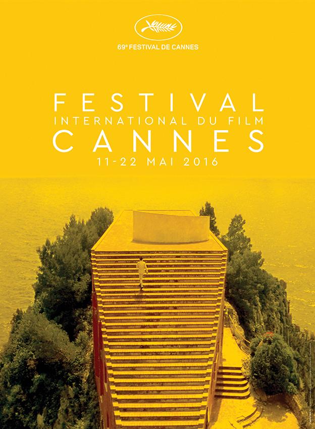 69. Międzynarodowy Festiwal Filmowy w Cannes – plakat (źródło: materiały prasowe organizatora)