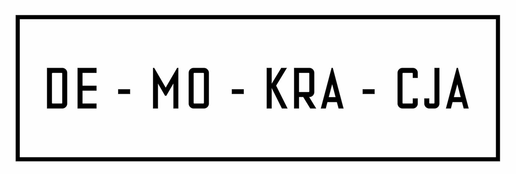 """DE – MO – KRA – CJA "" (źródło: materiały prasowe organizatora)"