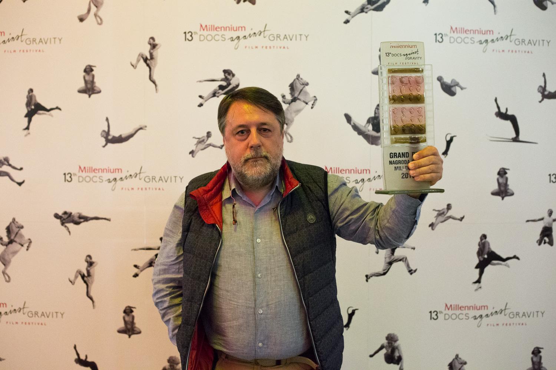 Vitalij Manski (źródło: materiały prasowe organizatora)