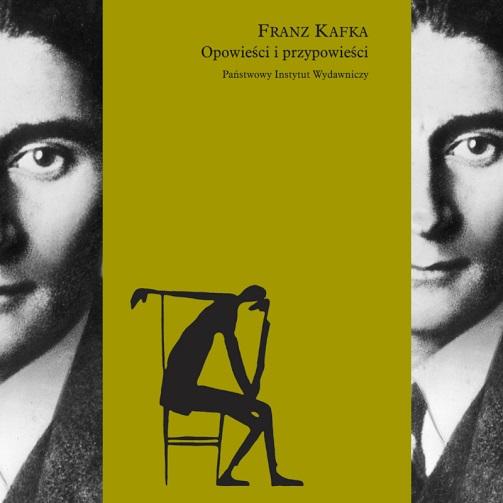 """Franz Kafka, """"Opowieści i przypowieści"""" – okładka książki (źródło: materiały prasowe wydawcy)"""