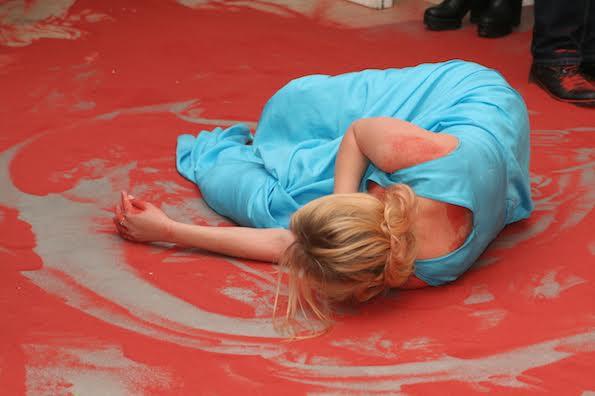 """Izabela Chamczyk, """"Synergia"""" (źródło: materiały prasowe organizatora)"""