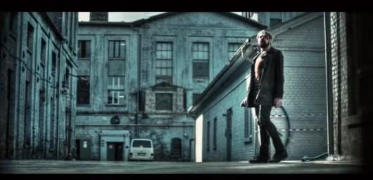 """K-essence, """"Dangerous man"""" – kadr z teledysku (źródło: materiały prasowe wydawcy)"""