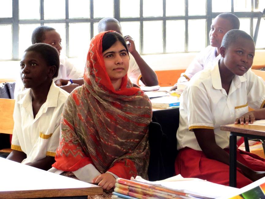 """""""To ja, Malala"""", reż. Davis Guggenheim, kadr z filmu (źródło: materiały prasowe organizatora)"""