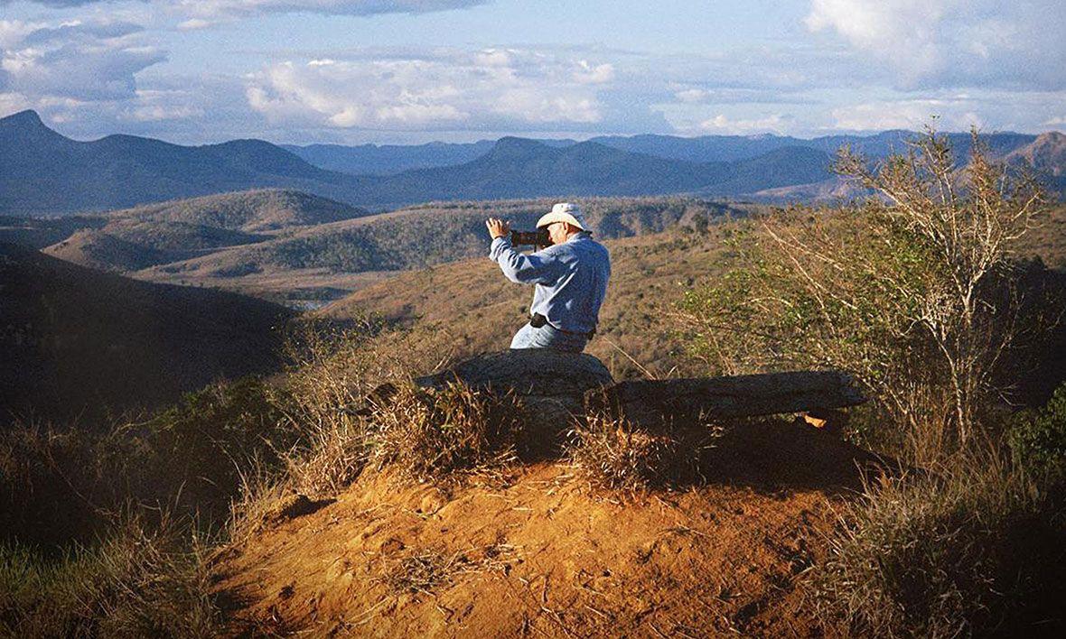 """""""Sól ziemi"""", reż. Juliano Ribeiro Salgado, Wim Wenders (źródło: materiały prasowe organizatora)"""