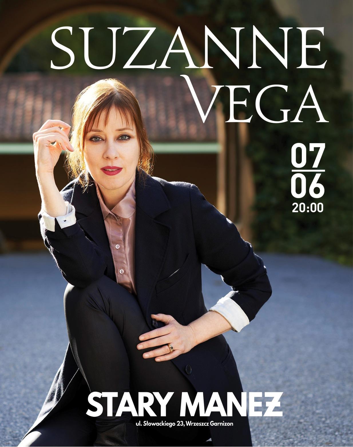 Suzanne Vega (źródło: materiały prasowe organizatora)
