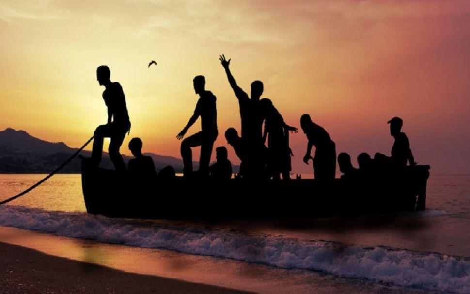 """""""Fuocoammare. Ogień na morzu"""", reż. Gianfranco Rosi (źródło: materiały prasowe organizatora)"""