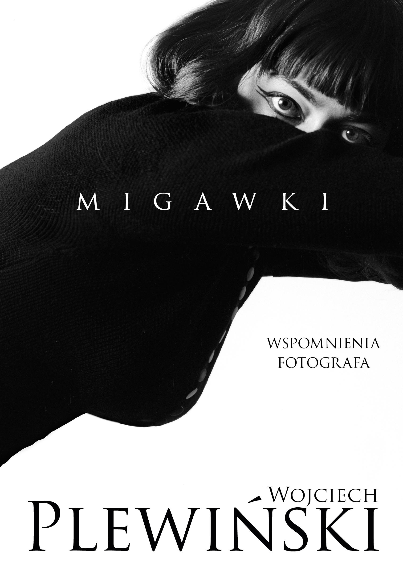 """Wojciech Plewiński, Joanna Gromek-Illg, """"Migawki"""" – okładka książki (źródło: materiały prasowe wydawcy)"""