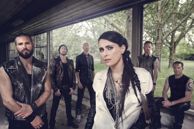 Within Temptation (źródło: materiały promocyjne zespołu)