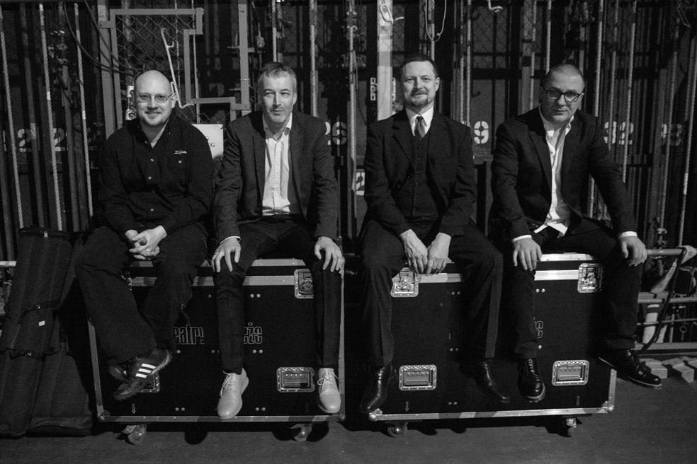 Gdańsk Jazz Quartet – fotografia (źródło: materiały prasowe organizatora)