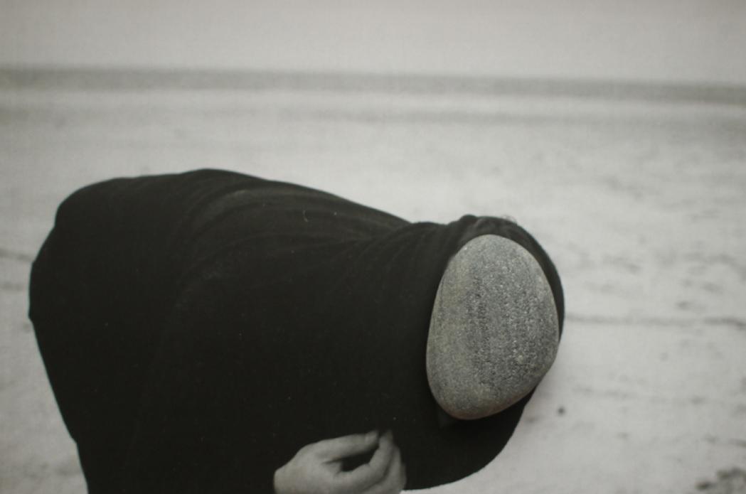 """Praca Krzysztofa Maniaka, wystawa """"Apologia przypadkowości"""" (źródło: materiały prasowe organizatora)"""