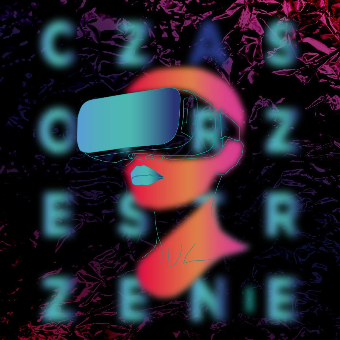 Czasoprzestrzenie: Kaleidoscope VR – plakat (źródło: materiały prasowe organizatora)