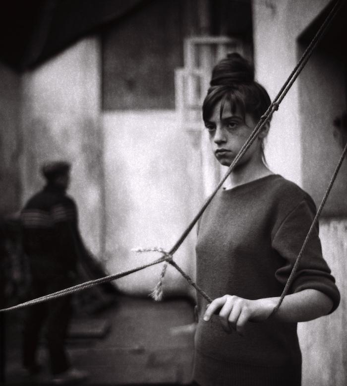"""Natalia LL (Natalia Lachowicz), """"Egzystencje"""" I, 1962 (źródło: materiały prasowe organizatora)"""