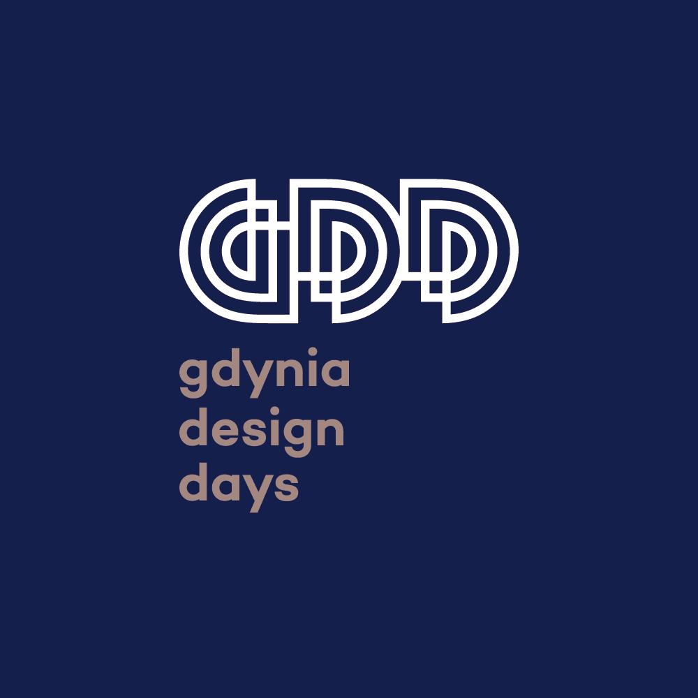 Gdynia Design Days, logo (mat. prasowe organizatora)