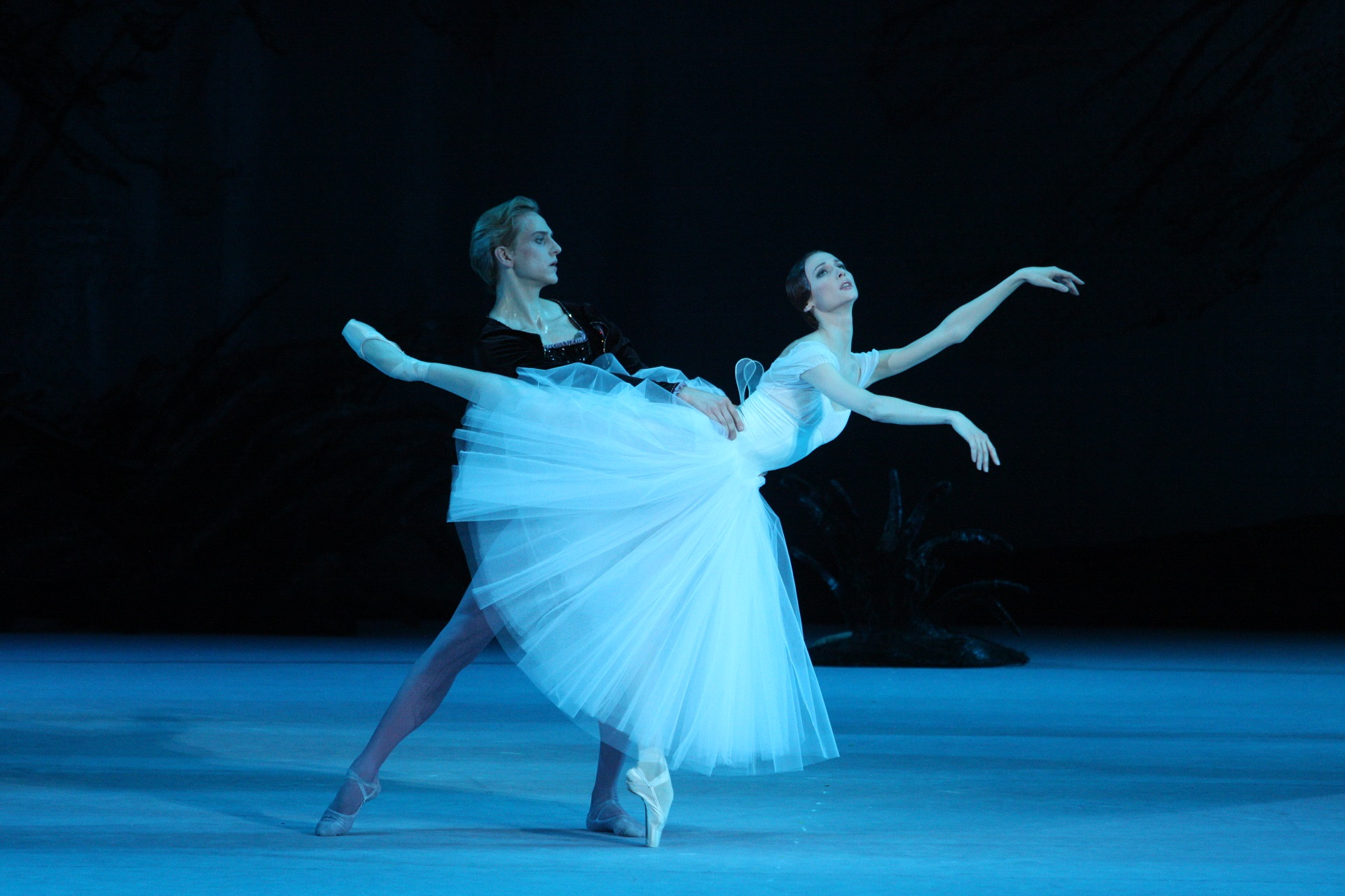 """Teatr Bolszoj, """"Giselle"""" (źródło: materiały prasowe organizatora)"""