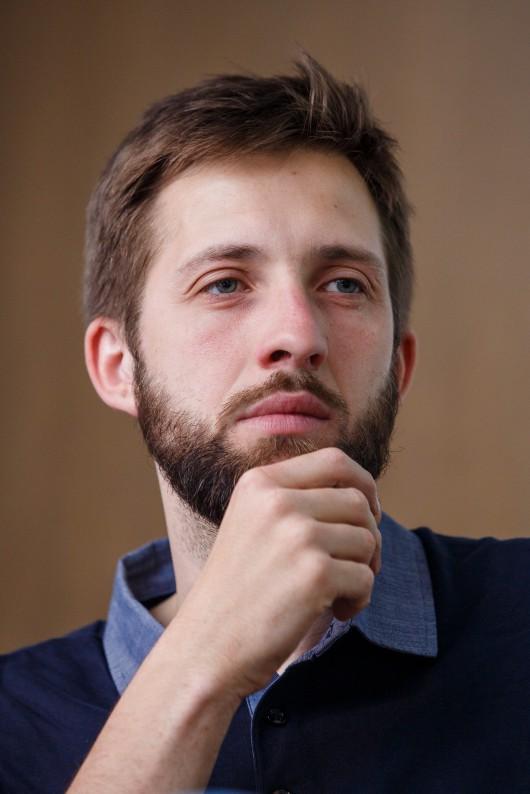 Jakub Kornhauser, fot. Maciej Jarzębiński (źródło: materiały prasowe organizatora)