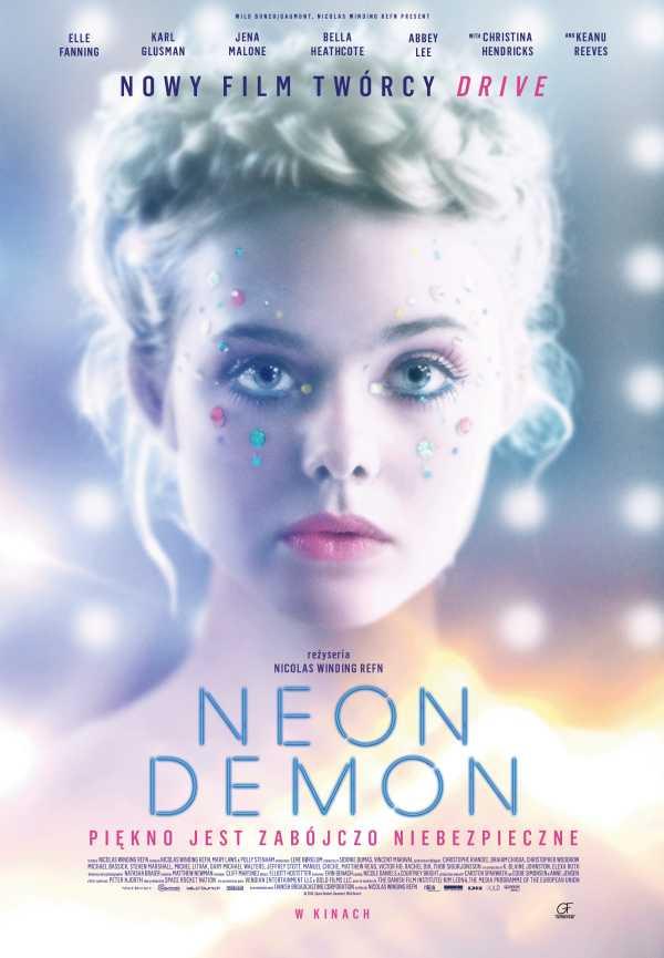 """Nicolas Winding Refn, """"Neon Demon"""" – kadr filmu (źródło: materiały prasowe wydawcy)"""
