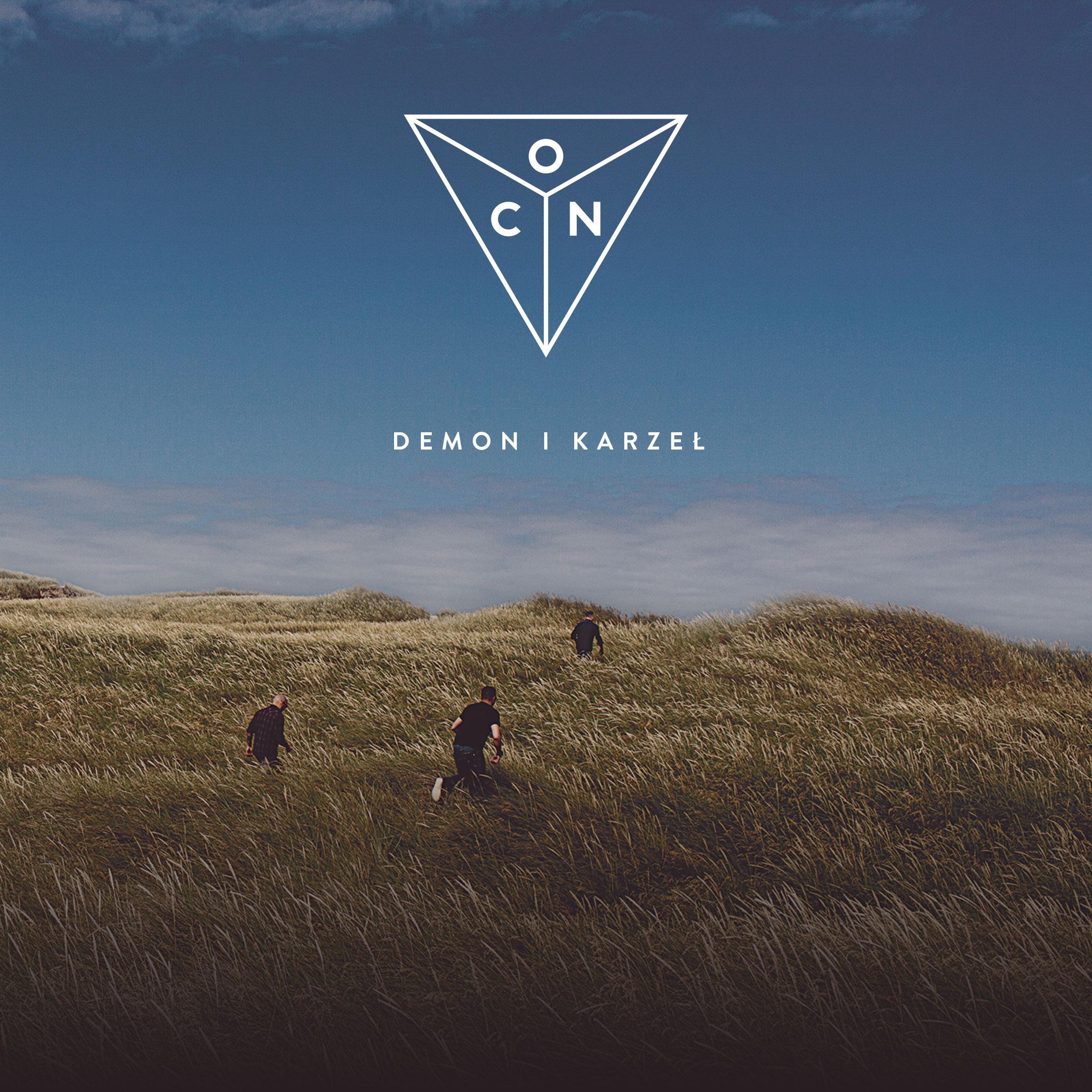 """OCN, """"Demon i karzeł"""" – okładka płyty (źródło: materiały prasowe wydawcy)"""