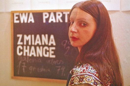 """Ewa Partum, """"Zmiana"""", 1974 (źródło: materiały prasowe organizatora)"""